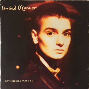 "Sinead O'Connor ‎- Nothing Compares 2 U (7"") (G++/G+)"